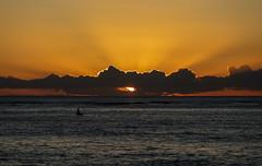Waikiki Sunset (999) (Bill in DC) Tags: hi hawaii honolulu waikiki