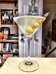 2019 289/365 10/16/2019 WEDNESDAY  -  Wednesday's Martini (_BuBBy_) Tags: 2019 289365 10162019 wednesday wednesday's martini 10 16 365 365days project project365 weds wed we w october