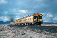 Brass With Class (jamesbelmont) Tags: utah delta read unionpacific passenger milford officer streamliner lynndylsubdivision railroad train railway locomotive