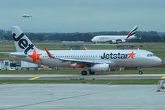 Jetstar Airbus A320-232 (sharklets); VH-VFQ@MEL;15.10.2019 (Aero Icarus) Tags: melbourneairport victoria mel australia avion plane aircraft flugzeug jetstarairbus a320 sharklets vhvfq airbusa320 airbusa320sharklets jetstar