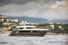 Alive - 42m - Heesen (Raphaël Belly Photography) Tags: photographie belly raphael rb raphaël photography boat ship yacht ships vessel yachts bateau superyacht my sea mer m motor alive meter meters 42 vessels heesen 42m brown white bianca marron bianco blanc imo mmsi 9752668 319071900