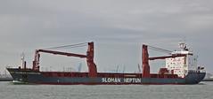 SLOMAN DISPATCHER (kees torn) Tags: svend slomandispatcher pollux containerschepen slomanneptun cargo hoekvanholland nieuwewaterweg