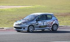 Peugeot 206 GTi, Sandy Watters (Runabout63) Tags: peugeot 206 gti mallala