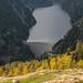Lago di Mognola, Acquadotto di Cana