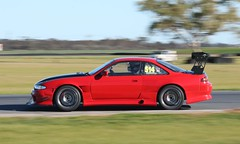 Nissan S14 (Runabout63) Tags: nissan s14 mallala