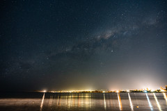 Sh 2-92.jpg (Tackoa) Tags: astrophotography milkyway landscape ocean night lights water