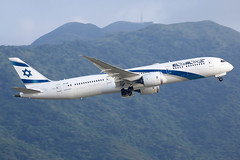 El Al Israel Airlines   Boeing   787-9   4X-EDE (TFG Lau) Tags: vhhh hkia hkg hongkong hongkonginternationalairport shalowan airplane aeroplane aircraft aviation plane planespotting spotting canon canoneos canon5dmarkiii eos eos5dmarkiii ahkgap elal elalisrael ely ly boeing boeing787 b787 b789 787 7879 dreamliner 4xede
