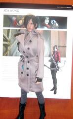 My Ada Wong custom figure :) (Ewelina G.) Tags: adawong residentevil customfigure onesixscale