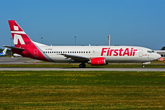 C-FFNC (FirstAir) (Steelhead 2010) Tags: firstair boeing b737 b737400 yul creg cffnc
