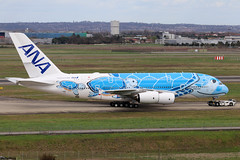 ANA-All Nippon Airways Airbus A380-841 F-WWSH (JA381A) (RuWe71) Tags: anaallnipponairways nhana allnippon ana inspirationofjapan japan airbus tokyo airbusa380 a380 a388 a380800 a380841 airbusa380800 airbusa380841 fwwsh msn262 ja381a toulouseblagnac toulouseblagnacairport toulouse blagnac aéroportdetoulouse aéroportdetoulouseblagnac tls lfbo widebody runway superjumbo towtruck whalejet tug blueturtle specialcolours speciallivery lani