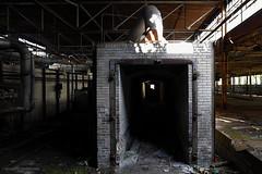 Time Travel (gregador) Tags: newcastle decayed abandoned kiln timemachine urbex urbanexploring urbanexploration industry