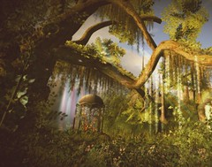 Lost Unicorn (221, 213, 22) (Carrie Clype) Tags: secondlife flickr fantasy firestorm landscape