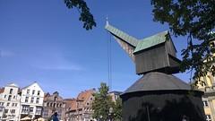 Lüneburg - Rund um den Alten Hafen (Seesturm) Tags: 2019 seesturm lüneburg niedersachsen deutschland germany hafen bote kran twain marktwain architektur tretmühle altstadt alterhafen ilmenau abtmühle salz roterosen
