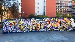 Desembre BSA039. (Joanbrebo) Tags: iphone365 iphonex grafitis murales murals pintadas streetart barcelona elclot