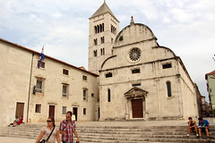 Zadar - Crkva svete Marije