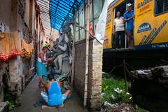 Kolkata - 2019 (Raghunathan Anbazhagan) Tags: india westbengal kolkata kumartuli people places travel train idol god statue workers travelphotography street streetphotography streetlife streetscene streetphoto cwc cwctravelwalk cwc742 chennaiweekendclickers