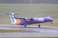 G-PRPO ~ 2019-10-14 @ BHX (04) (www.EGBE.info) Tags: gprpo birminghamairport bhx egbb aircraftpix generalaviation aircraftpictures airplanephotos aerroplane aeroplanepictures cvtwings planespotting aviation davelenton httpwwwegbeinfo canoneos800d 14102019 dehavilland dhc8 flybe