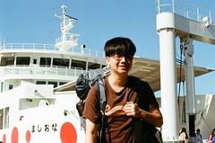 (Chia Huei, Lin) Tags: pentaxspotmaticf kodakcolorplus200 naoshima 草間彌生 直島