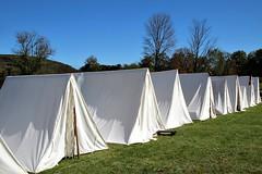 TENT CITY (MIKECNY) Tags: tent camp colonials militia soldier american schoharie schoharievalley americanrevolution oldstonefortdays