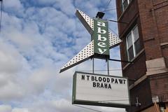 Abby Pub- Closed (BartShore) Tags: pub chicago bar closed sign drinks