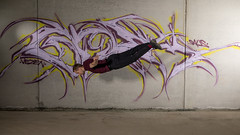 Flying low (Toftus Photography) Tags: tromsø troms norway no norge nordnorge northernnorway model modell portrett portrait farve color training trening træning workout fitnes muscles health male maledancer mann herre breakdance hiphop acrobatics art kunst artwork kunstverk grafitti