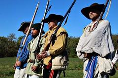 COLONIAL TROOPS (MIKECNY) Tags: troops colonials militia musket rifle gun march schoharie reenactor reenactment oldstonefortdays newyork americanrevolution