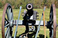 COLONIAL CANNON (MIKECNY) Tags: gun cannon americanrevolution newyork oldstonefortdays schoharie