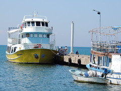 Akçay, near Güre, Turkey (Steve Hobson) Tags: akçay turkey boat