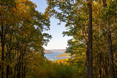 191015-FS-Allegheny-CJW-014 (usfs_Eastern_Region) Tags: outside national naturephoto leaf leaves colors colours tree trees flowers landscape yellow lake orange red autumn fall foliage pennsylvania allegheny forest jakes rocks overlook