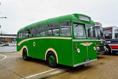 14651 (PD3.) Tags: 14651 albion nimbus isle wight iow hants hampshire england uk great britain newport godshill quay harbour bus buses museum preserved vintage running day rally autumn sunday 12 13 october 2019 southern guernsey
