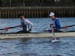 IMG_2686 (NUBCBlueStar) Tags: rowing remo rudern river newcastle nubc university canottaggio men women boat blue october star 2019 tyne canon powershot sweep sculling