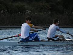 IMG_2679 (NUBCBlueStar) Tags: rowing remo rudern river newcastle nubc university canottaggio men women boat blue october star 2019 tyne canon powershot sweep sculling