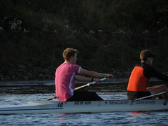 IMG_2674 (NUBCBlueStar) Tags: rowing remo rudern river newcastle nubc university canottaggio men women boat blue october star 2019 tyne canon powershot sweep sculling