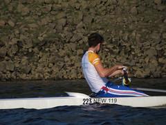IMG_2659 (NUBCBlueStar) Tags: rowing remo rudern river newcastle nubc university canottaggio men women boat blue october star 2019 tyne canon powershot sweep sculling