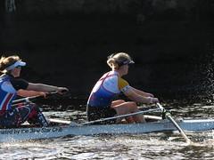 IMG_2641 (NUBCBlueStar) Tags: rowing remo rudern river newcastle nubc university canottaggio men women boat blue october star 2019 tyne canon powershot sweep sculling