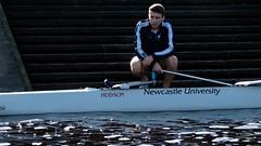 IMG_2582 (fergusmainland) Tags: rowing rudern remo river boat british blue star newcastle nubc tyne october canottaggio cannon powershot 2019