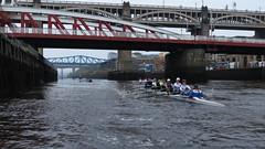 IMG_2503 (fergusmainland) Tags: blue river boat rowing british remo rudern newcastle star october tyne powershot cannon 2019 nubc canottaggio