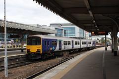 sheffield 150139 (brianhancock50) Tags: railway rail train railways trains dmu class150