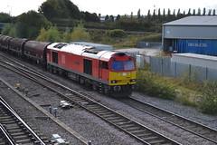 DSC_0006 (marksampson1980) Tags: trowell junction class 60 db schenker