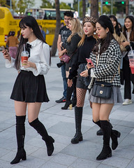(seua_yai) Tags: people asian asia candid seoul southkorea asianwoman seoulfashionweek seoulfashionweek2019 street woman women shoes streetportrait streetfashion streetcandid koreanwoman koreanwomen seuayai koreanstreetfashion koreaseoul2019