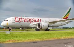 ETHIOPIAN AIRLINES B787 ET-ATL (Adrian.Kissane) Tags: b787 34505 1662019 etatl dublin dublinairport ethiopian