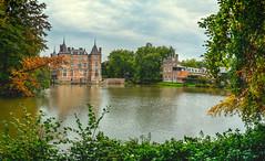à Anvaing (musette thierry) Tags: panorama paysage landscape château musette thierry d800 nikon anvaing hainaut belgique belgium belgië wallonie automne