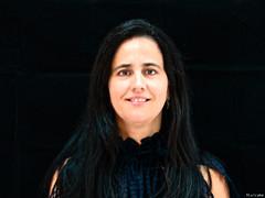 Carmen Pilar (Luicabe) Tags: cabello carmenpilar enazamorado estudio femenino fondonegro gente humano interior kodak luicabe luis mujer persona posado retrato sonrisa yarat1 zamora zoom