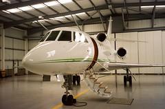 G-JPSI Dassault Falcon 50EX (Sorven Air Ltd) Taken in 2002-2003 (Aircaft @ Gloucestershire Airport By James) Tags: gloucestershire airport gjpsi dassault falcon 50ex sorven air ltd taken 20022003 bizjet egbj james lloyds