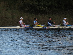 IMG_2695 (NUBCBlueStar) Tags: rowing remo rudern river newcastle nubc university canottaggio men women boat blue october star 2019 tyne canon powershot sweep sculling