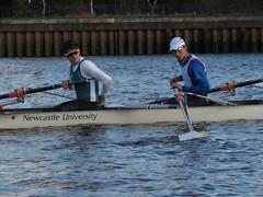 IMG_2687 (NUBCBlueStar) Tags: rowing remo rudern river newcastle nubc university canottaggio men women boat blue october star 2019 tyne canon powershot sweep sculling