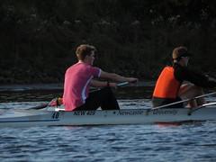 IMG_2672 (NUBCBlueStar) Tags: rowing remo rudern river newcastle nubc university canottaggio men women boat blue october star 2019 tyne canon powershot sweep sculling