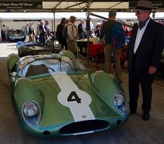 1959 Cooper Climax T49 Monaco