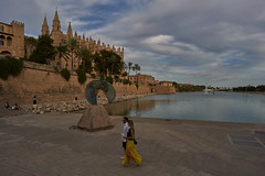 ready for the cathedral (ivoräber) Tags: palma catedral cathedral spain mallorca