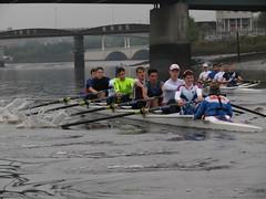 IMG_2508 (fergusmainland) Tags: rowing rudern remo river boat british blue star newcastle nubc tyne october canottaggio cannon powershot 2019